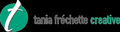 Tania Fréchette creative logo