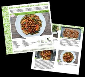 Plant Prepped recipe card