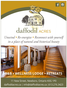 Daffodil Acres Ad
