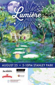 Lumiere Festival Poster 2018
